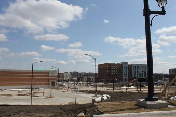 Iowa River Landing Update March 27 2013