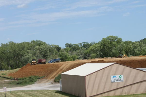 Iowa River Landing Update July 28 2013