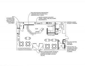 Waterstreet Coffee Floor Plan