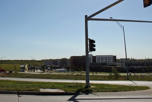 Iowa River Landing Constuction Update - 09/24/2012